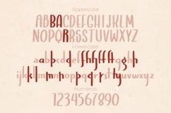 Web Font Oklasfaty - Simple Handwritten Font Product Image 3