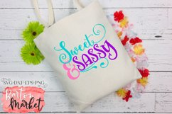 Sweet & Sassy for Crafters Product Image 1