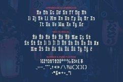 Web Font Hideaki Font Product Image 3