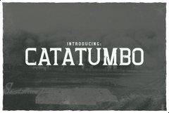 Catatumbo Font Product Image 1