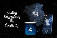 Written in Stars, Constellation Zodiac Font! Product Image 2