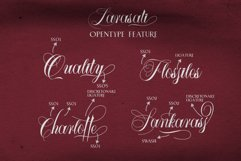 Larasati font duo with extras Product Image 4