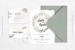 Green Foliage Wedding Suite Product Image 1
