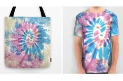 Tie-Dye Spirals Brushes Vol 2 Product Image 5