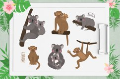 Vector Exotic Animals Collection Product Image 5