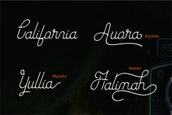 Haifa Font Product Image 4