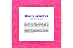Cosmetics Line Tile Patterns Product Image 3