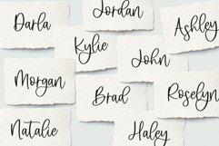 Maybird - Handwritten Script Font Product Image 4
