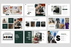 Tailor - Sewing Fashion Craft Google Slide Template Product Image 5
