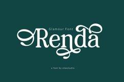 RENDA - Serif Product Image 1