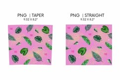 Tumbler Sublimation | 20 oz | Taper | Straight Product Image 3