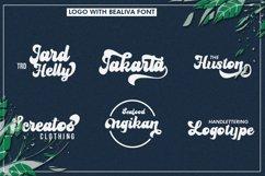 Bealiva Font Product Image 6