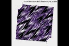 100 Seamless Glitter Ikat Tie Dye Pattern Digital Papers Product Image 3