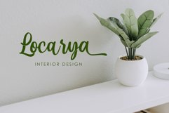 Dellicia Modern Calligraphy Font Product Image 5