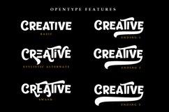 The Banthink - Retro Font Product Image 5