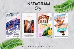 Social Media instagram travel template Product Image 3