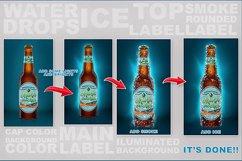 Beer Bottle Mockup Product Image 6