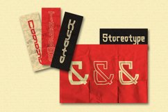 Torii - Japanese Style Typeface Product Image 4