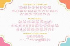 Boutbubble Font Product Image 5