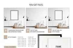 Frames & Walls Scandinavian Bundle-4 Product Image 3