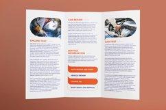 Car Repair Brochure Trifold Product Image 3
