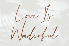 Web Font Butterfly - A Handwritten Signature Font Product Image 2