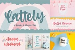 LUXURY & BEAUTY Handwritten Font Bundle Product Image 6