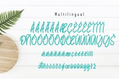 Humsterr - Double Line Font Product Image 6
