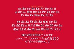 Web Font Cyrill Display Font Product Image 3