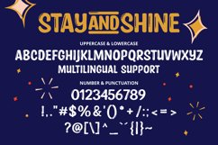 Stay and Shine Product Image 3