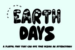Earth days Product Image 1