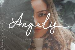 Angelis Script Product Image 1
