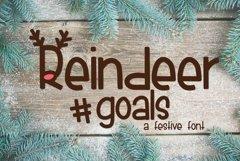 Reindeer Goals Product Image 1