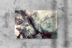 12 Dark Alcohol Ink Backgrounds. Product Image 7