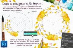 Autumn Wreath Creator Product Image 5