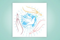 16 may International Day of Living Together in Peace Product Image 4