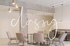 Real Kindly - Elegant Script Product Image 6