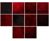 Red & Black Grunge Gothic Backgrounds Product Image 4