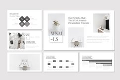 Mnmls - Powerpoint Template Product Image 5