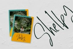 Web Font Rileigh - A Modern Signature Font Product Image 3