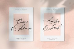 Bergamotte - Fine Art Calligraphy Product Image 5