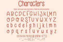 Biscuit Ballyhoo - A quirky handwritten font! Product Image 6
