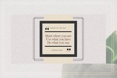 GRUNGE Facebook sale and quote pack Product Image 16