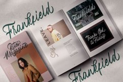 Frankfield Font Product Image 12