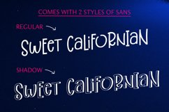 Best Friend Forever- A Casual & Playful Font Trio. Product Image 2