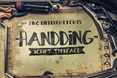 Handding Script Duo Product Image 1
