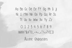 Web font - KUTILANG - Minimalist Tall Handwritten Font Product Image 2