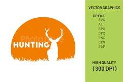 Hunting logo Product Image 1