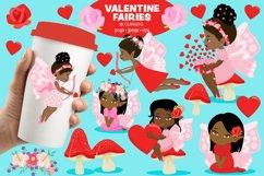 Valentine, African American Fairies, Valentine Fairies Product Image 1