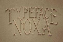 Noxa - Display Font Product Image 2